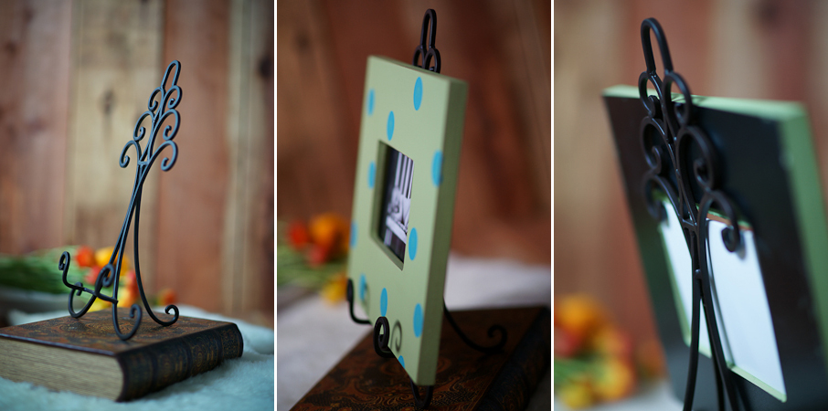 Whisical Iron Easel