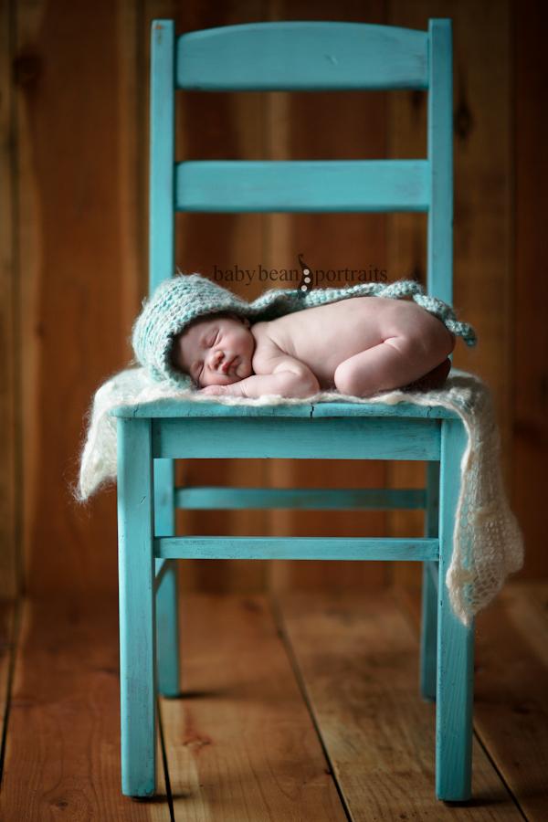 Blue Chair Nap