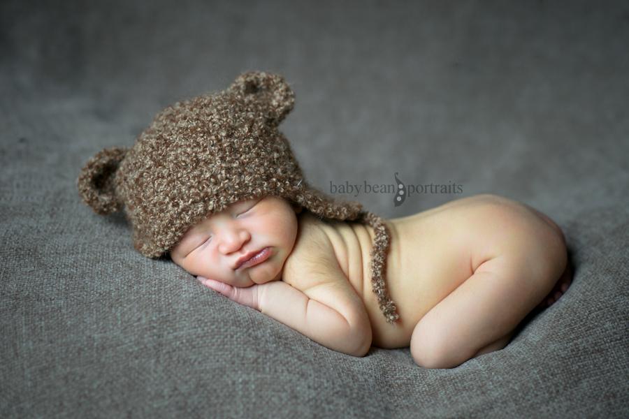 Baby Bean Bear