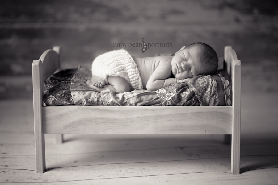 Bitty Baby Bed