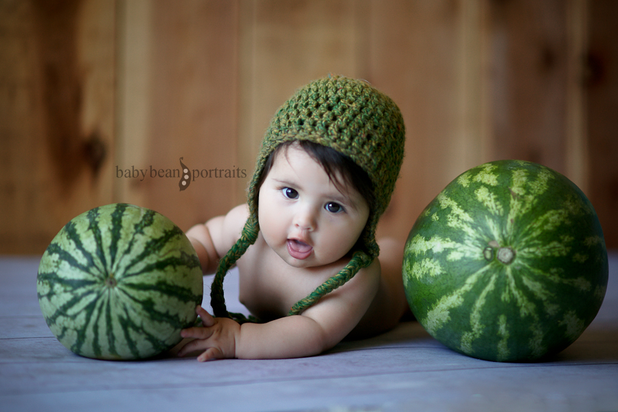 Roly Poly Watermelons